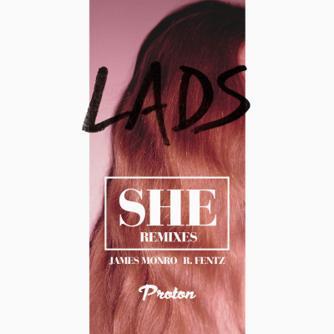 She (James Monro, R. Fentz Remixes) Free download