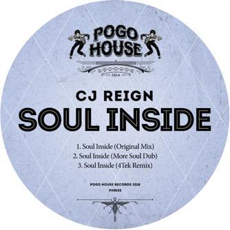 CJ Reign - Soul Inside [Pogo House Records] Download 75658