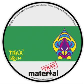 VA - Material Trax, Vol. 14 Free download