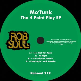 Tha 4 Point Play EP Free download