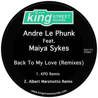 Back To My Love (Remix) Free download